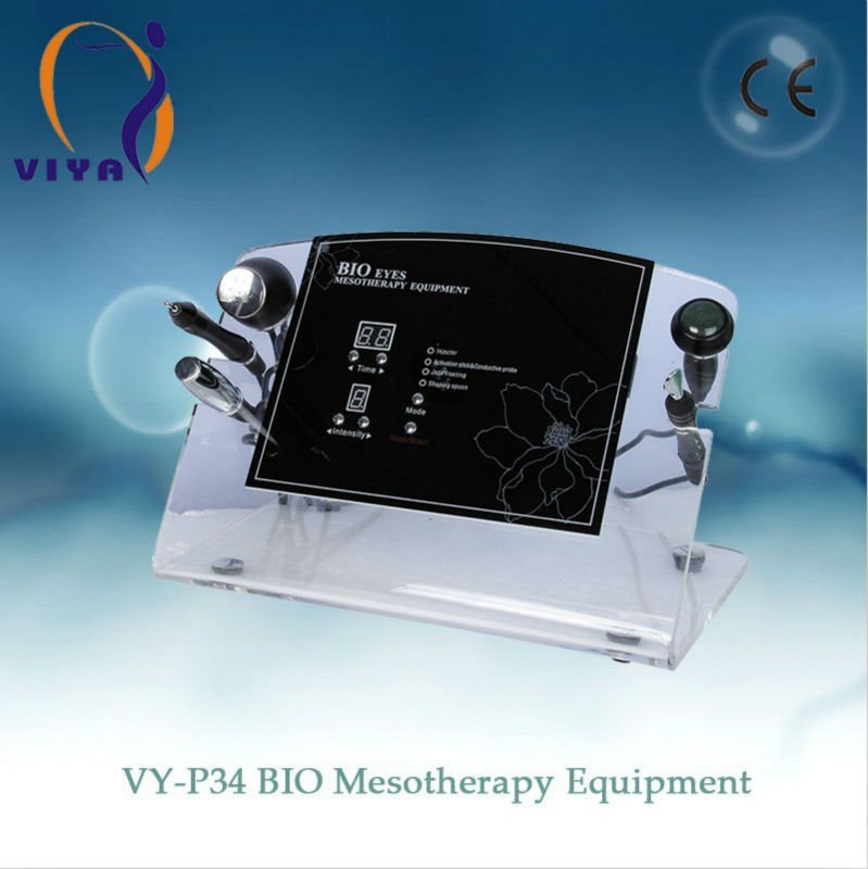 Portable mesotherapy bio electric face lift