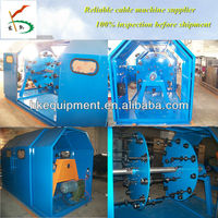 24 heads stranding cage machine /machine for optical cable