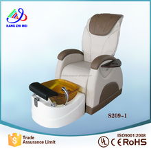Portable elegant pedicure spa chair modern S209-1