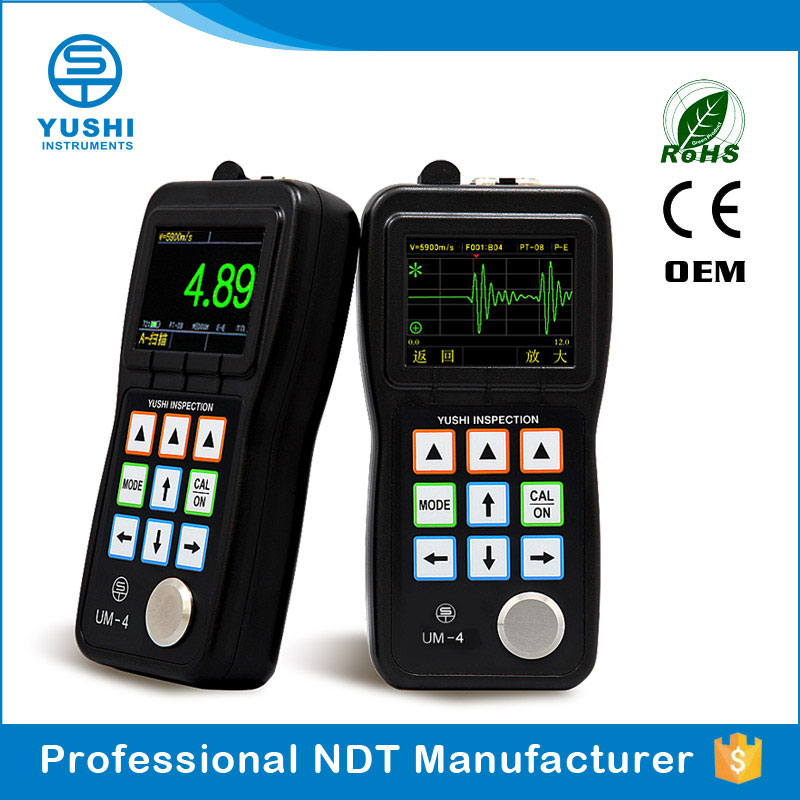 UM-4D Gauge Thickness Measurement Gauge Thickness Conversion