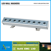 YJX-0007 9W IP65 outdoor waterproof RGB wall washer led light bar