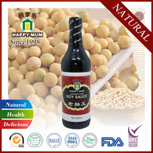 Halal Chinese Superior Mushroom Dark Soy Sauce 500ml