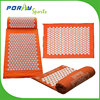 acupuncture foot massager mat/acupressure mat and pillow