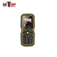 MTK6261M Water Proof cellphone 1.8 inch Powerful Torch Quad band dual 4 sim mobile phone with long battery life