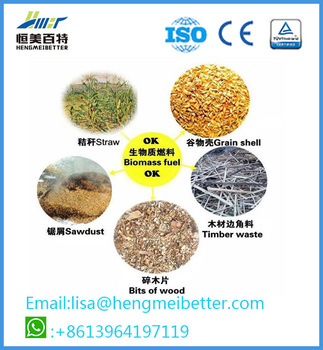 Shandong Hengmei better the latest new energy equipment, wood pellet machine,ZLG560