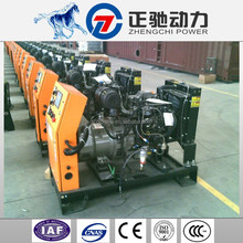 17kw / 22kva regulator voltage shark diesel welding generator