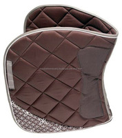horse saddle pad comfortable for horse and rider