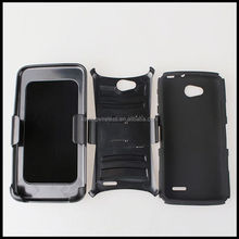 made in china pc silicon for lg optimus l90 silicone case for lg l90