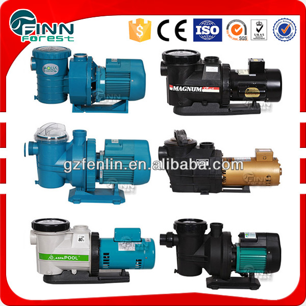 Single-stage Pump Structure and Electric Power water pump with high pressure