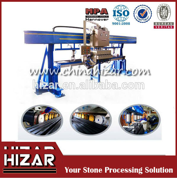 terrazzo floor tile polishing machine