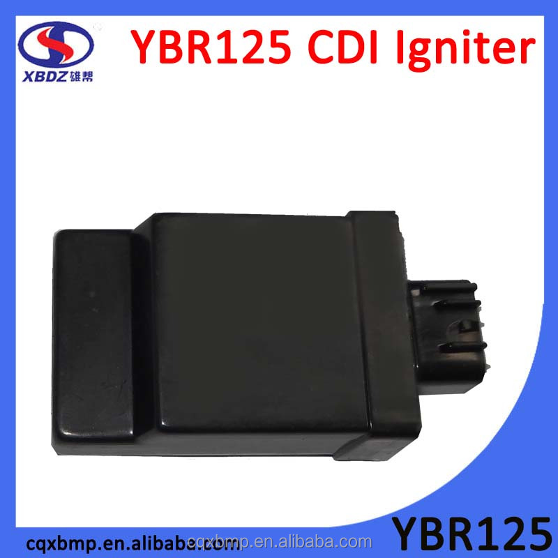 YBR125 Motorcycle Racing CDI 125cc