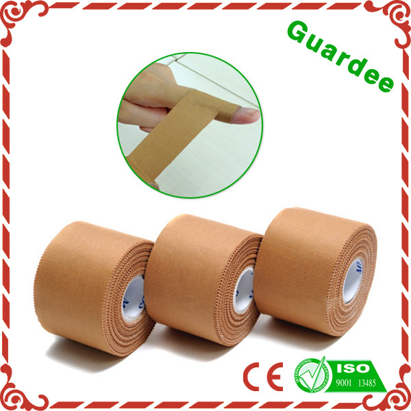 Bulk Custom Athletic Rayon Skin Color Sport Rigid Strapping Tape