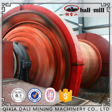 Wet Type ore grinding Overflow Ball Mill Energy Saving High Power , Mining Machine