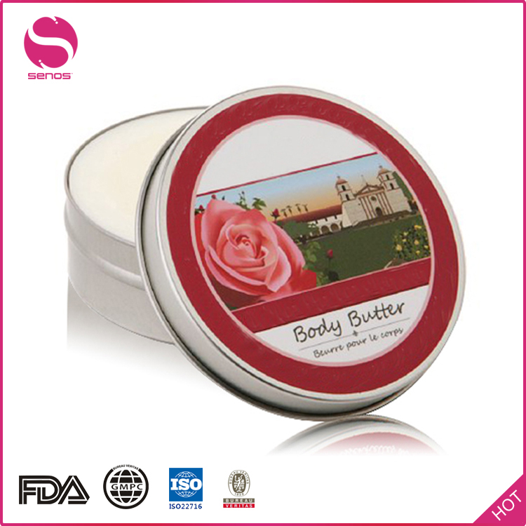 Senos High Quality Scented Skin Whitening Skin Revitalizer Shea Soft Adults Body Butter