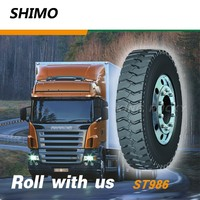 China tire factory gt radial truck tyre hot sale in indonesia