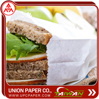 hight quality greaseproof paper