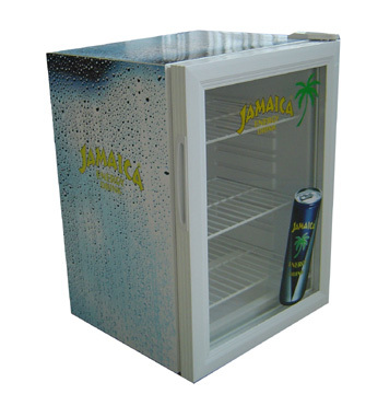 Mini Beverage Display bar Cooler SC-52(52L)