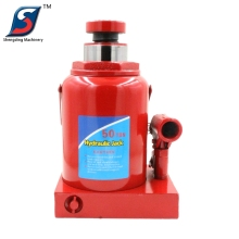 50 ton small mechanical car lifting hydraulic bottle jack for sale