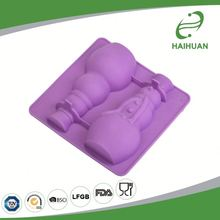 Wholesale cheap factory directly pack of 12 muffin diy silicone cake cup