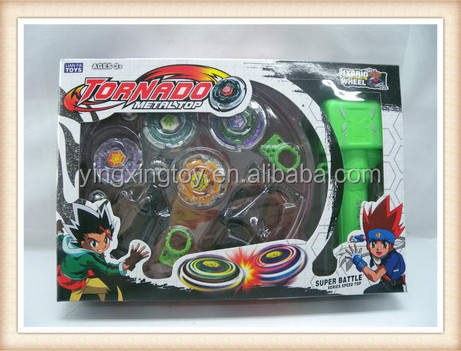 2013 year big nornado metal beyblade top