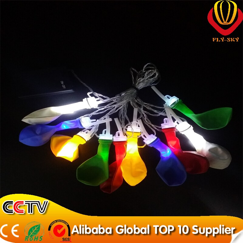 alibaba popular party balloon garland and decorative led light up balloon
