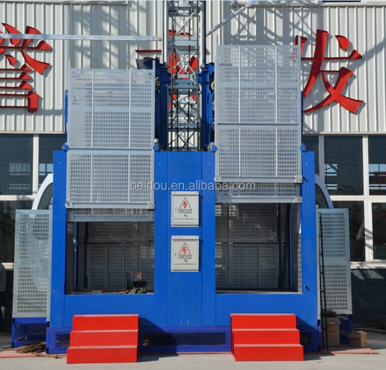 Cheap construction lift elevator for sale