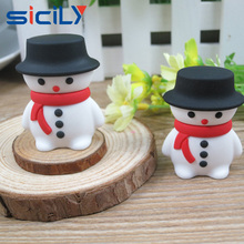 Cute Cartoon USB Flash Drive 2.0 USB Disk Soccer Shape PVC 4/8/16/32/64G Gift