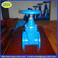 Factory Price Soft Sealing Stem Gate Valve, Rising stem gate valve, Non rising stem gate valve