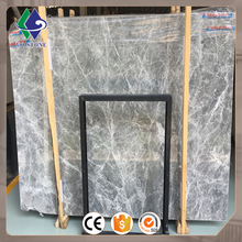 Factory Price Silver Mint Grey Marble Slabs