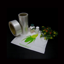 plastic film in roll foods packaging eco-friendly film pvc color film