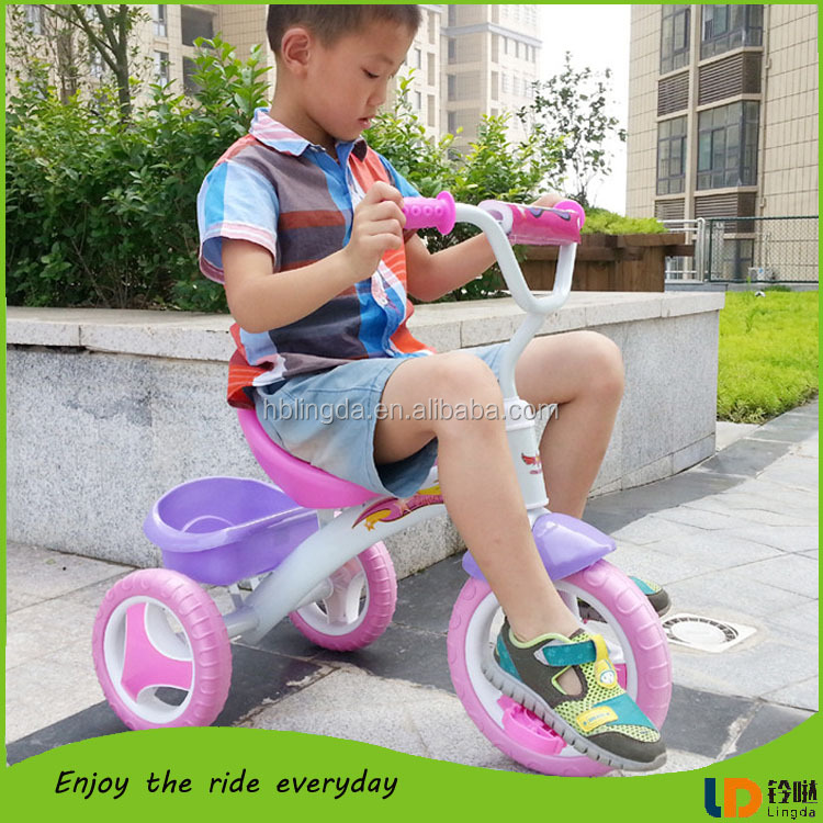 Top Selling Products Children Toys Car Piaggio Tricycle Made In China