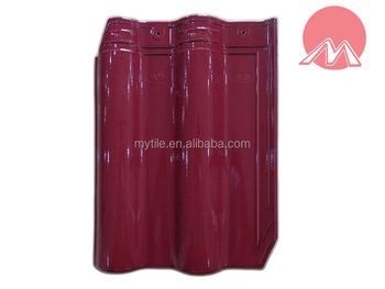 High Quality Roof Tile China Supplier