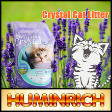 Huminrich Shenyang Fresh Scent Highly Absorbent Silica Gel Cat Litter Price