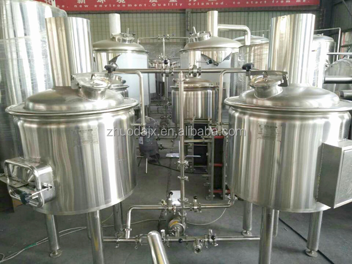 Mini Craft Bbq Brewing System Beer Brewing Vessel Brewing