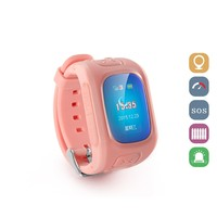2016 fashion android bluetooth gps digital mobile smart watch phone