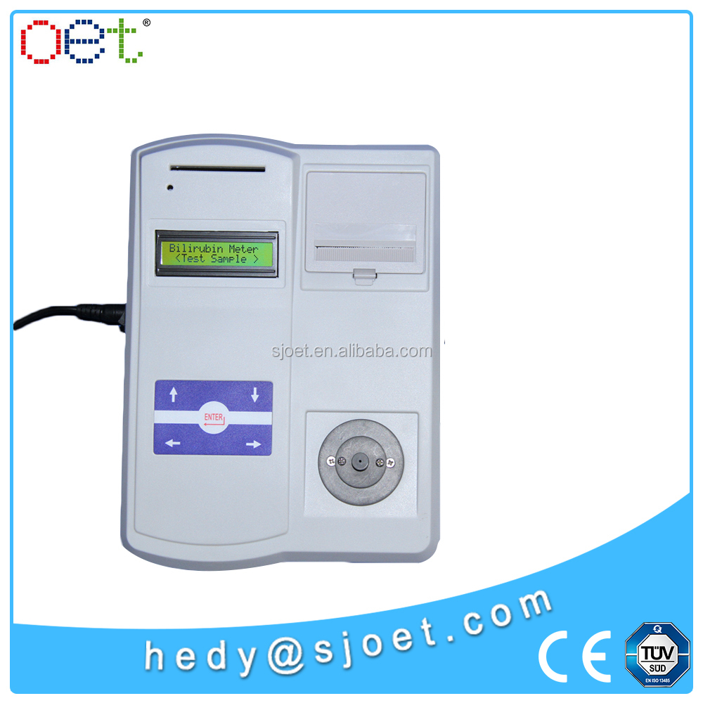Medical supplies OET-TB10 neonatal transcutaneous bilirubin meter lab equipments