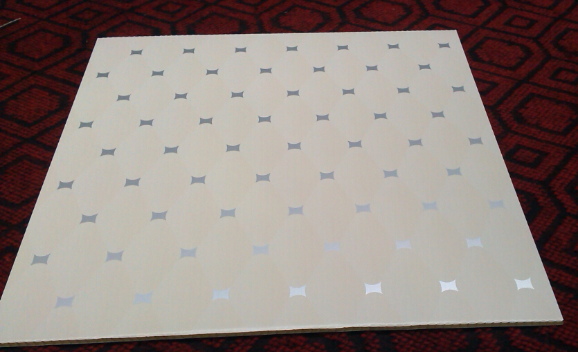 Modern Design Pvc Ceiling Tiles Interior Decorative Wall Cladding Plastic Roo