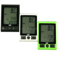 858A wired digital bicycle odometer bike accessories