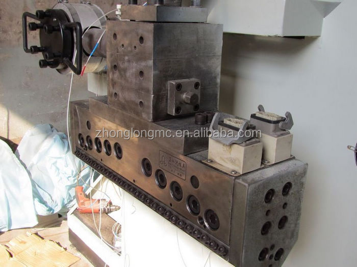 PE casting film machine