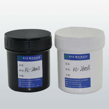 Low and high temp resistance silicone glue epoxy adhesive
