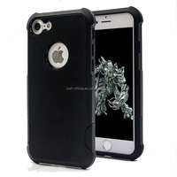 Durable cover case for i phone 7 360 degree full protective back cover