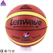 Lenwave brand High quality Wholesale branded basketball