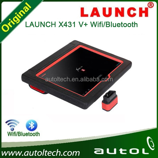 100% Original Launch X431 V+ Wifi Global Version Diagnostic Test Kits Car Diagnostic Tool [LAUNCH Authorized Distributor]