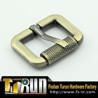 Lowest price custom metal snap hook with buckle