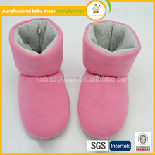 shoes imported from china Factory soft bottom shoes infant baby red prewalker wholesale