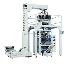 multihead weigher Chips/Chocolate/Dry herbal nut packaging machine