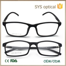 new style fashion unisex best selling rubber frames optical eyeglasses