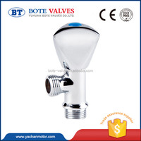 high pressure brass angle 1/2 cistern float valve