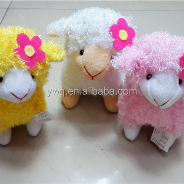 POpular cheap sheep keychains wholesale /Competitive price sheep keychain