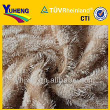 100%Polyester high Pile Fabric/Pv Plush Fabric export